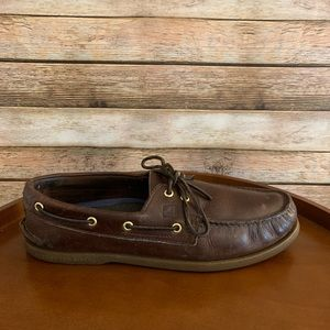 Sperry Men's Leather Boat shoes | Size 12